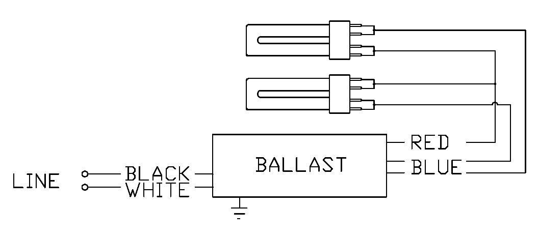 Espen Electronic Ballast Ve232120hip Use With 2 Light