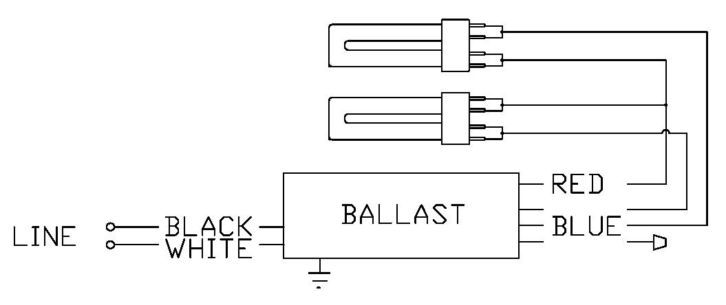 Outstanding 277V Ballast Wiring Diagram Basic Electronics Wiring Diagram Wiring 101 Cranwise Assnl