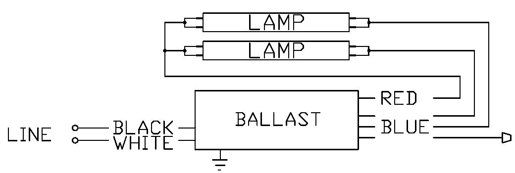 wiring-42  Lamp Ballast Wiring Diagram T Ho on