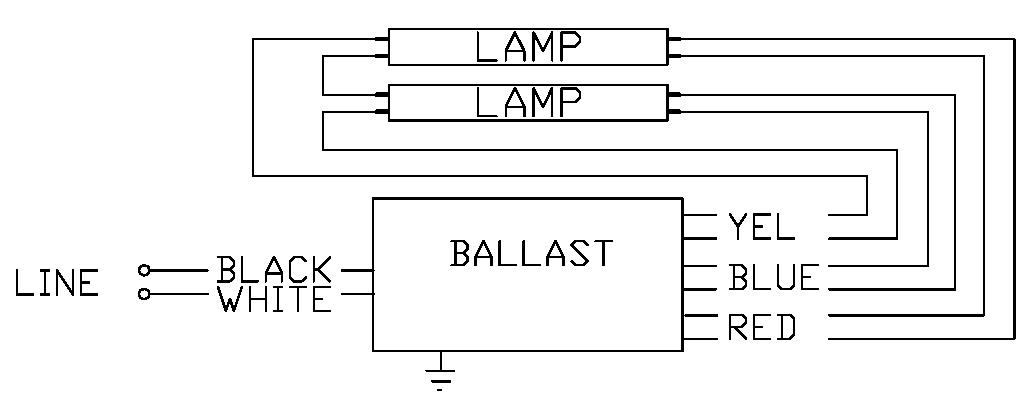 wiring-9  Lamp Ballast Wiring Diagram T Ho on