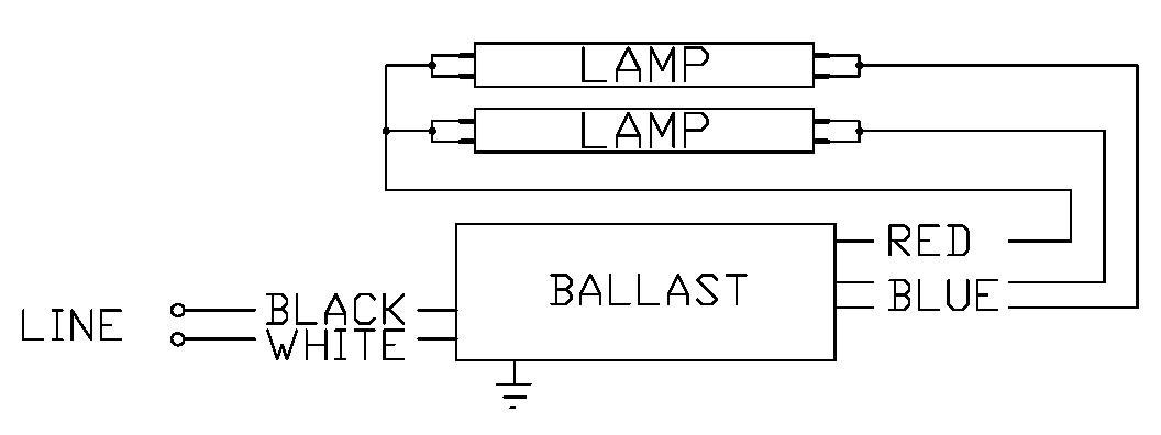 espen technology inc Bodine Emergency Ballast Wiring Diagram
